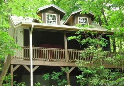 Lake Toxaway Single Family Home For Sale: 210 Myers Drive #5, 6, 7,