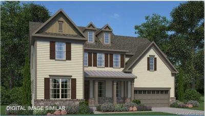 Charlotte NC Single Family Home For Sale: $457,505