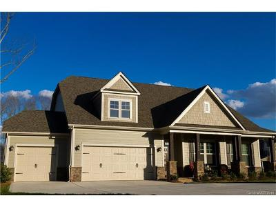 Indian Trail Single Family Home For Sale: 2000 Hampshire Court #26
