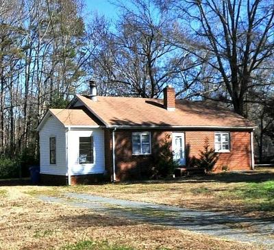Mint Hill Single Family Home Under Contract-Show: 5920 Wilgrove Mint Hill Road