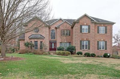 Mooresville Single Family Home For Sale: 131 Plantation Drive #83