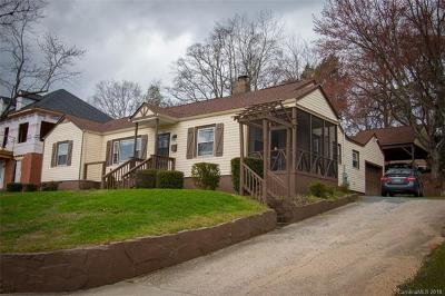 Single Family Home For Sale: 2138 Barringer Drive