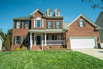 Waxhaw Single Family Home Under Contract-Show: 8310 Tintinhull Lane