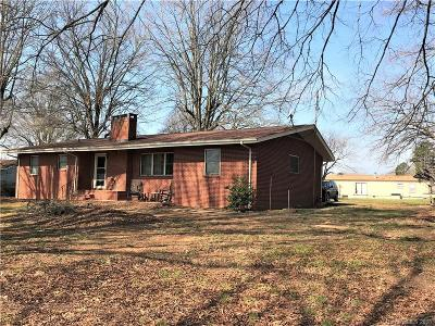 Stanly County Single Family Home For Sale: 26175 Millingport Road