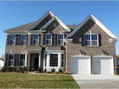 Cabarrus County Single Family Home For Sale: 9300 Lockwood Road