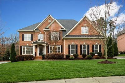 Huntersville Single Family Home For Sale: 515 Three Greens Drive