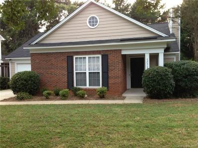 Pineville Single Family Home Under Contract-Show: 12618 Delman Lane