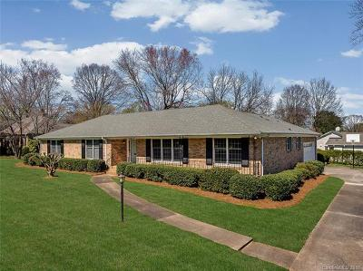 Charlotte Single Family Home For Sale: 525 Scofield Road