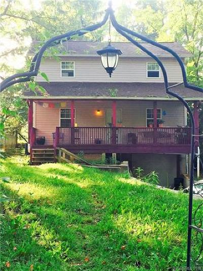 Asheville NC Single Family Home For Sale: $329,900