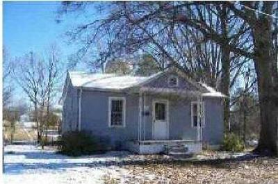 Hickory Single Family Home For Sale: 411 30th Street SW