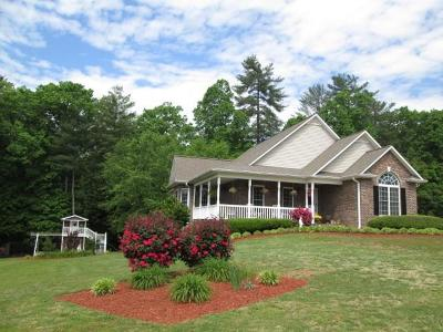 Caldwell County Single Family Home For Sale: 151 Dell Circle
