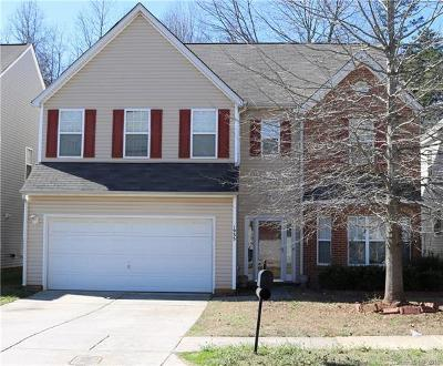 Charlotte NC Single Family Home For Sale: $215,000