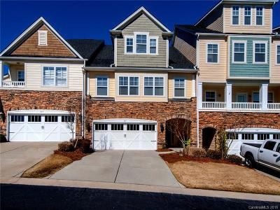 Tega Cay Condo/Townhouse Under Contract-Show: 307 Wave Crest Drive