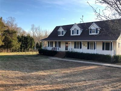 Mount Holly Single Family Home For Sale: 1858 Stanley Lucia Road