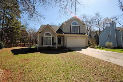 Matthews Single Family Home Under Contract-Show: 8040 Hunley Ridge Road