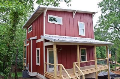 Asheville Single Family Home Under Contract-Show: 138 Bradley Street