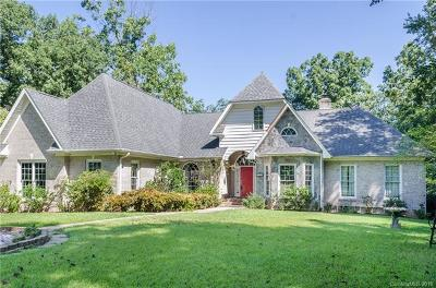 Rock Hill Single Family Home For Sale: 1598 Wood Branch Road