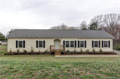 Troutman Single Family Home For Sale: 488 Pilch Road