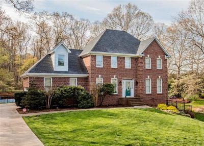 Hickory Single Family Home For Sale: 4670 Elmhurst Drive NE