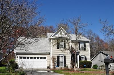 Single Family Home Under Contract-Show: 1616 Bear Brook Drive