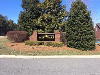 Cabarrus County Residential Lots & Land For Sale: 5445 S Oakmont Street #4
