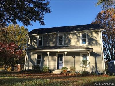 Lincolnton Single Family Home For Sale: 702 S Government Street