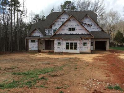 Matthews, Weddington Single Family Home For Sale: 2253 Shagbark Lane