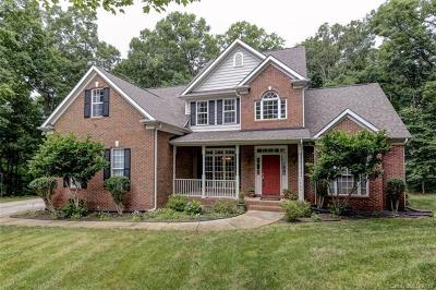 Weddington Single Family Home For Sale: 1400 Highland Ridge Court