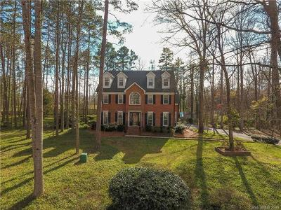 Davidson Single Family Home For Sale: 13316 White Birch Terrace