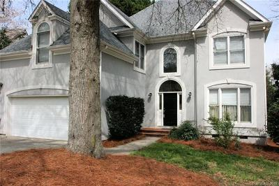 Fort Mill, Rock Hill Single Family Home For Sale: 648 Landsdowne Court #71