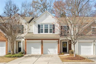 Condo/Townhouse Under Contract-Show: 10306 Blakeney Preserve Drive