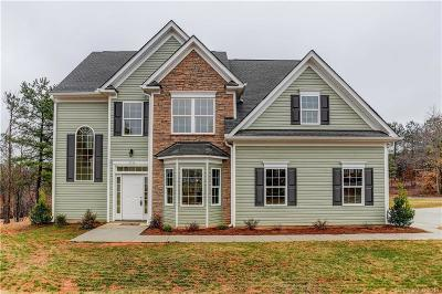 Troutman Single Family Home For Sale: 116 Windstone Drive #Lot 41