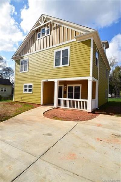 Single Family Home For Sale: 320 S Hoskins Road