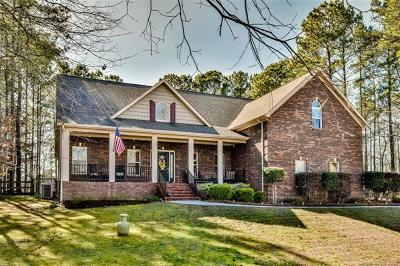 Mooresville Single Family Home For Sale: 212 Indian Trail