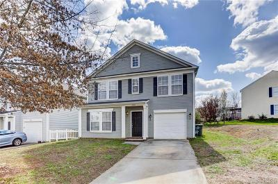 Waxhaw Single Family Home Under Contract-Show: 2020 Dunsmore Lane