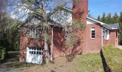 Hendersonville Single Family Home For Sale: 903 Fleming Street