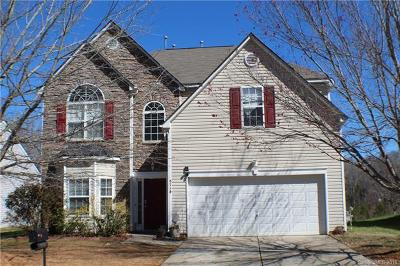 Single Family Home For Sale: 5718 Parkstone Drive