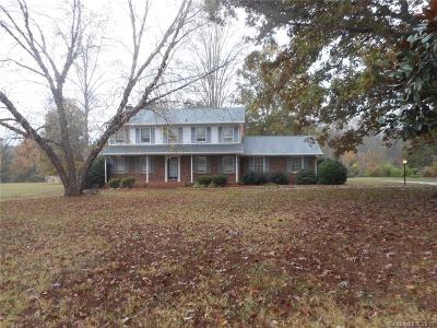 Mint Hill Single Family Home For Sale: 10827 Arlington Church Road