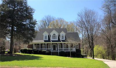 Mooresville Single Family Home For Sale: 312 Heritage Place #Lots 3 &