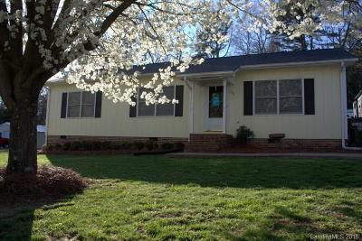Bessemer City Single Family Home For Sale: 142 Mountain Meadows Drive