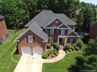 Davidson Single Family Home For Sale: 17015 Winged Oak Way
