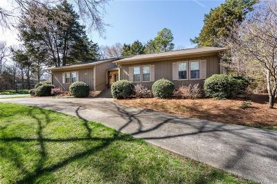 Charlotte Single Family Home Under Contract-Show: 5018 Gamton Court #1