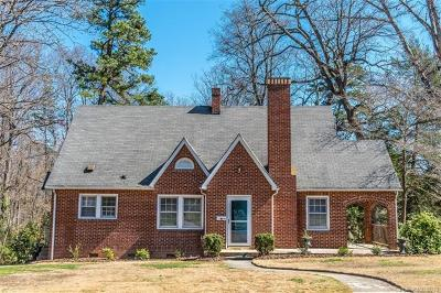 Mooresville Single Family Home For Sale: 229 W Stewart Avenue