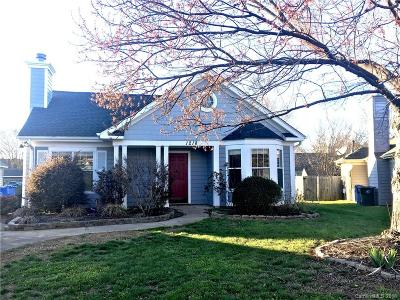 Mooresville Single Family Home For Sale: 1218 Larkspur Drive #36