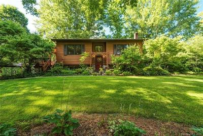 Candler Single Family Home Under Contract-Show: 25 Green Acres Drive