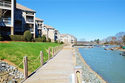 Mooresville Condo/Townhouse Under Contract-Show: 108 Pier 33 Drive #411