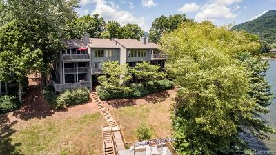Lake Lure Condo/Townhouse For Sale: 174 Quail Cove Road