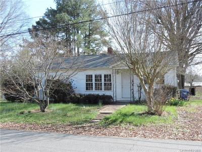 Stanfield Single Family Home Under Contract-Show: 203 W Cabarrus Street