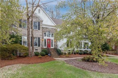 Charlotte Single Family Home For Sale: 4729 Avonwood Lane #54