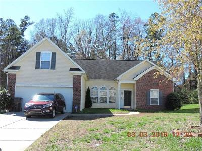 Single Family Home For Sale: 2918 Tindle Hill Lane